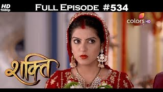Shakti - 12th June 2018 - शक्ति - Full Episode