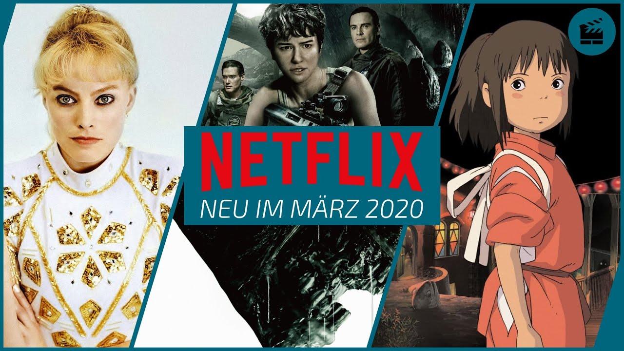 Netflix März