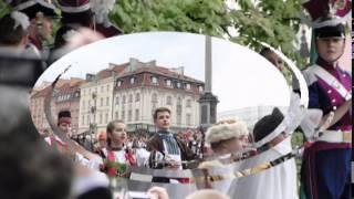 Video 2015-2-77 **CONSTITUTION DAY**,Poland May 3-rd DZIEŃ KONSTYTUCJI 3-go Maja