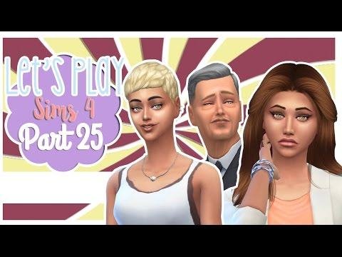 Let's Play The Sims 4 - (Part 25) - Engaged