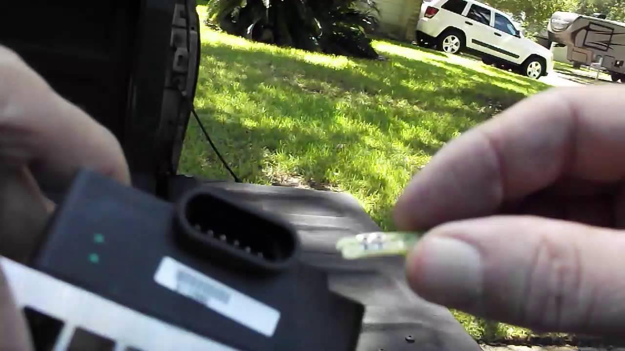 small resolution of 6 5 diesel pmd resister installation
