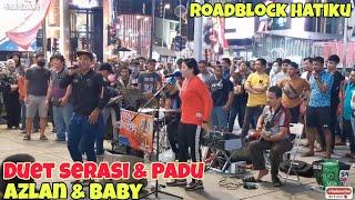 Roadblock Hatiku - Floor 88 cover by Lan Fresh Buskers & Baby | Busker Bukit Bintang