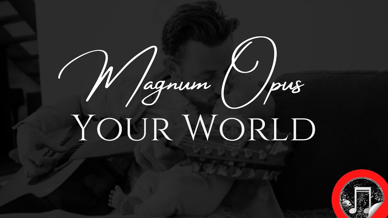 Download Magnum Opus - Your World [Slow Blues/Modern Blues] #Blues #MagnumOpus