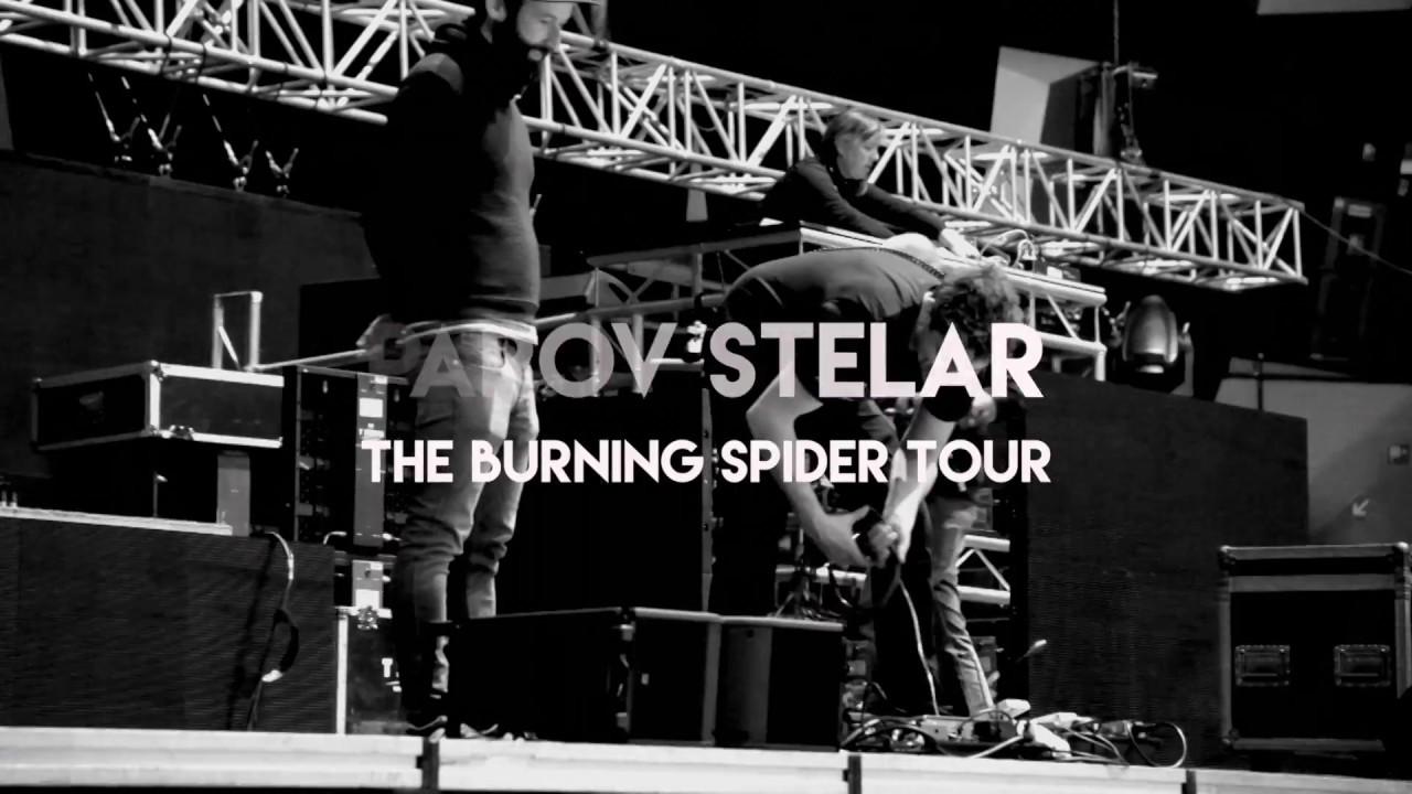 Parov Stelar Burning Spider Tour