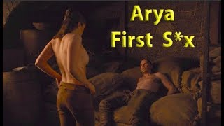 Arya Stark & Gendry Love Scene | GOT Season 8 Episode 2