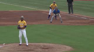 HIGHLIGHTS| LSU Baseball dominates Air Force in 17-5 victory