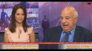 Nógrádi György-Ska Keller/Migráns falvakat kellene létrehozni.2017.06.23