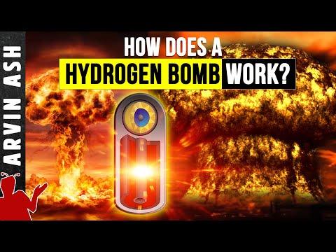 Hydrogen Bomb: How
