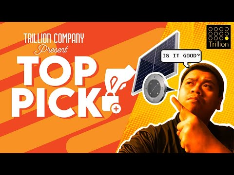 Top Pick Ep 1 – Solar Products