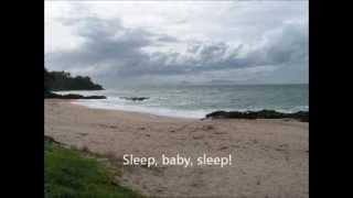 Ocean waves - best baby sleep sound!