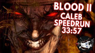 Blood 2 (Caleb) Speedrun in 33:57 [World Record]