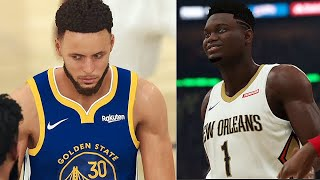 NBA 2K20 My Career Brasil #38: A VIDA AO LADO DO ZION!