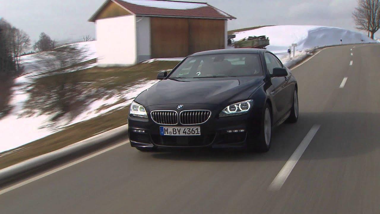 BMW 640d xDrive Coup F13 mit M Sportpaket  YouTube
