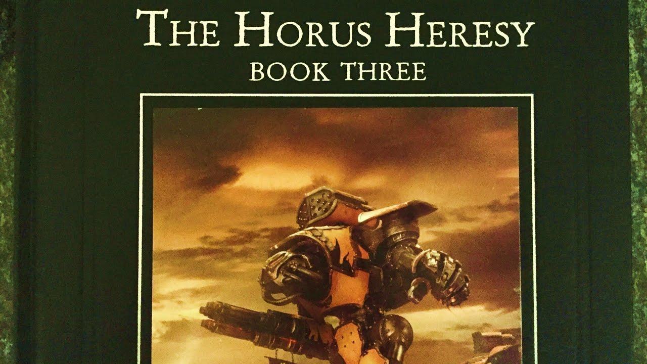 Horus Heresy Book One Betrayal Pdf
