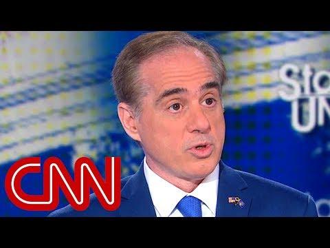 Former VA Secretary: Trump did not set me up for failure