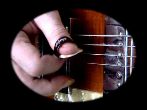 Special THUMB GUITAR PICKS for combining various guitar techniques /slap, tapping, fingerstyle/