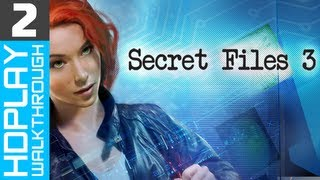 Secret Files 3 - Walkthrough Part 2 | Max