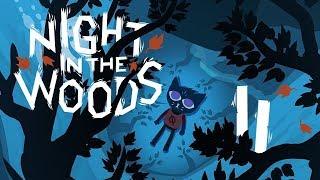 Night in the Woods (Napisy PL) #11 - Horror (Gameplay PL / Zagrajmy w)