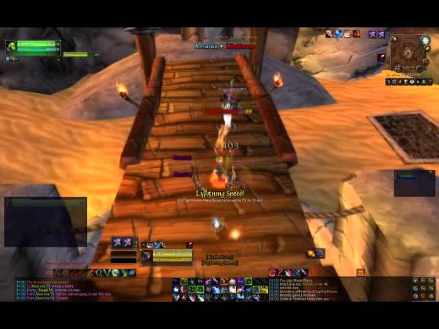 Gladiator Taxed 70 Rogue PvP formally Echelons.