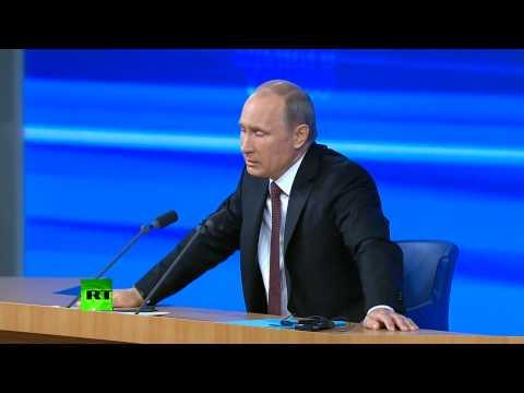 Путин об Украине: