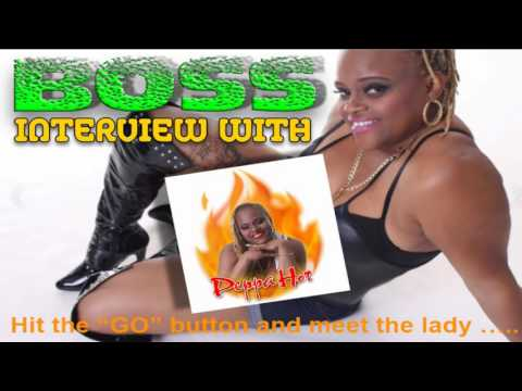 BOSS 8 winter 2016 Sit Down with red hot PEPPA  HOT