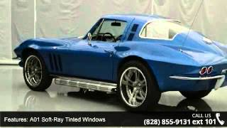 1965 Chevrolet Corvette Sting Ray Coupe - Paramount Class...