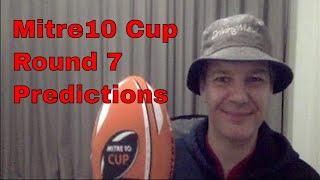 Mitre10 Cup 2018 Round 7 Predictions