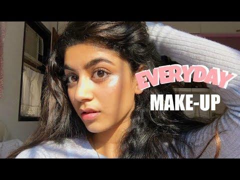 EveryDay Make-Up Routine/ Tutorial 2017 || Riya Jhaveri