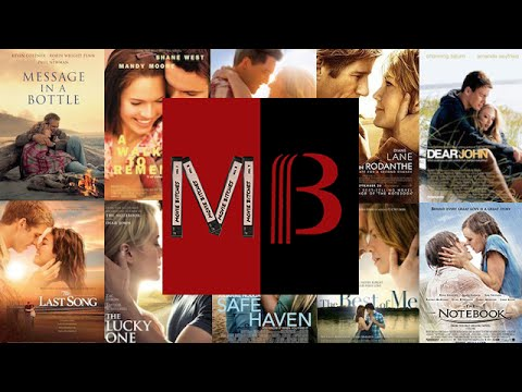 Every Nicholas Sparks Movie in 1 Epic Trailer