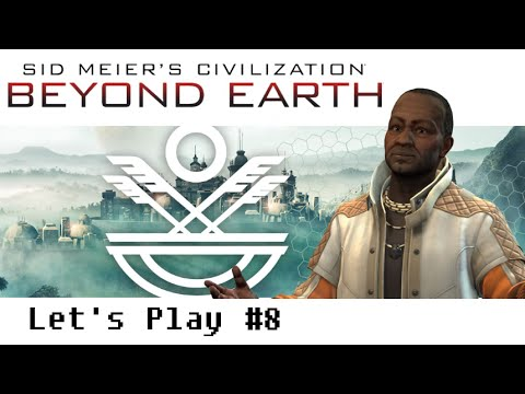 Hello Humata! - Let's Play Civilization: Beyond Earth #8 - African Union