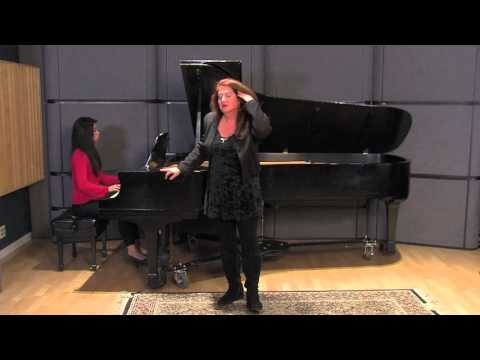 Stride la Vampa - Diana Cantrelle, Dramatic Mezzo-Soprano; Choo Choo Hu - Accompanist