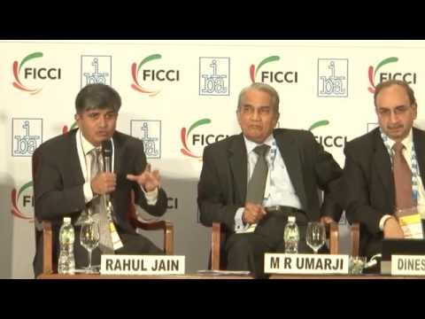 """6. FIBAC 2016 panel discussion on """"Resolution and turn around management"""" at FIBAC 2016"""