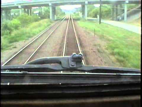 Thumbnail: amtrak cab ride Part 1