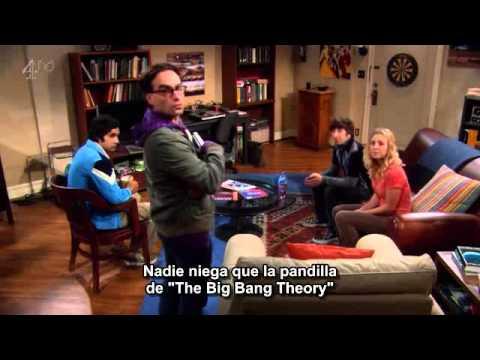 La teoria del big bang intro temporada 5 youtube - La theorie du big bang serie ...