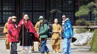 福島猪苗代湖のヒップホップ寺でライブ用の新曲をもらえることになった...