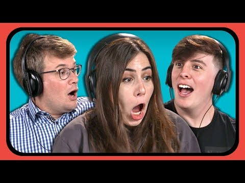 YOUTUBERS REACT TO ODDLY SATISFYING COMPILATION #3 video screenshot