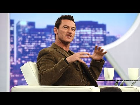 Luke Evans: Music Man