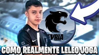 HOW REALLY LELEO PLAYS (FORTNITE)
