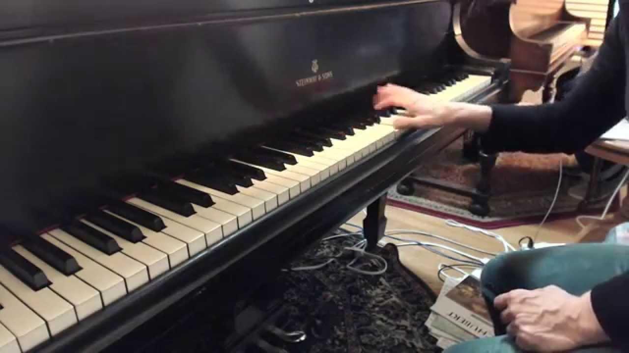 Piano Technique: F# minor Arpeggios - YouTube