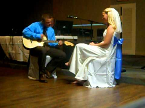 Travis and Michelle Walter Wedding Song