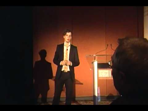 PocketBook International at CES 2011 (IFA ShowStoppers presentation by Maksym Prudeus)