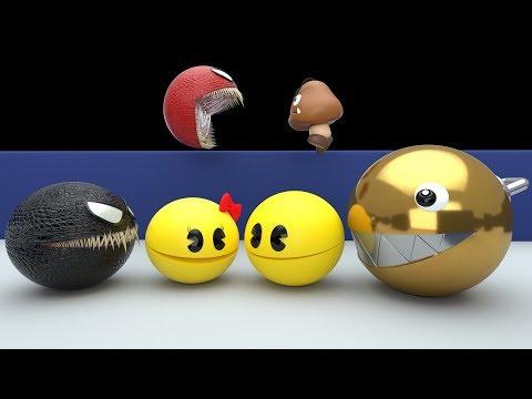 Best Pacman Videos [Volume 5]