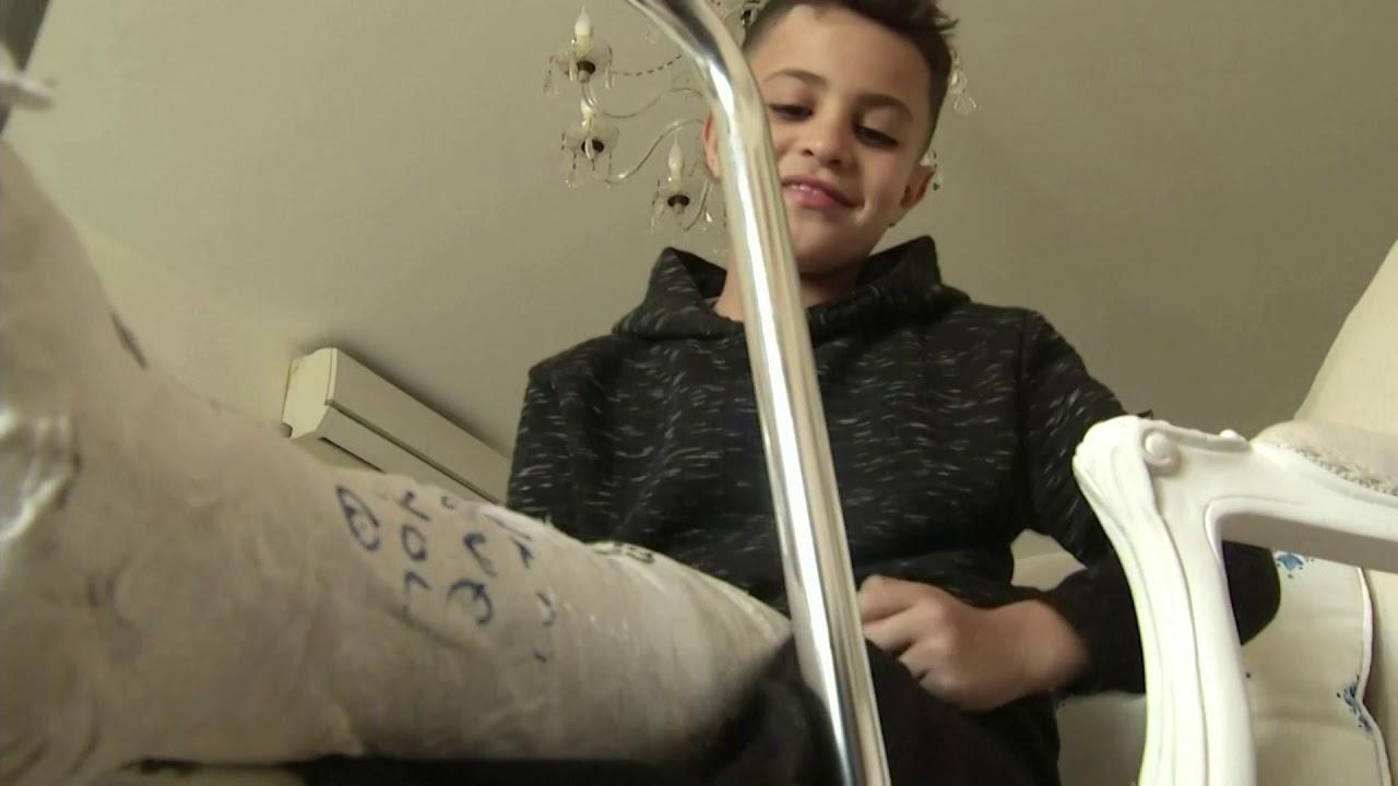مصرية تبتكر ملابس خاصة لمن لديهم إصابات جسدية  - نشر قبل 7 ساعة