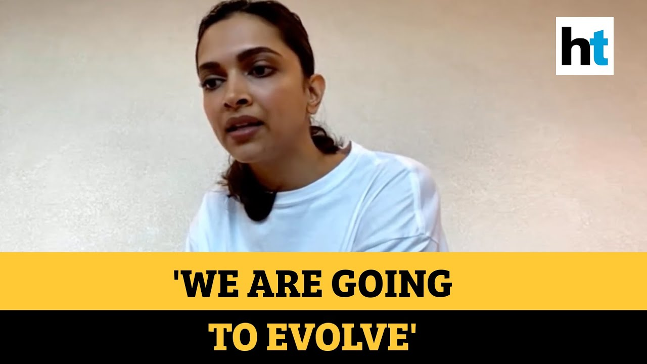 Download Covid: Deepika Padukone points out 'silver lining' in post-pandemic world
