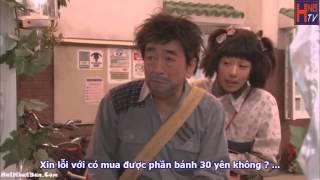 Hài Nhật Bản - Cha con hoàn cảnh Cười ra nước mắt 2014 Full HD