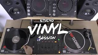 old school techno mix 100 vinyl only session 2002 2008 mixed by lukash andego