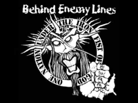 BEHIND ENEMY LINES - One Nation Under The Iron Fist Of God [