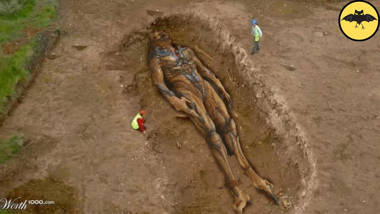 5 Excavations That Found Mysterious & Terrifying Things.