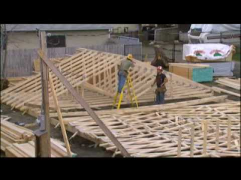 Panelised Timber Frame V Stick Framing Youtube