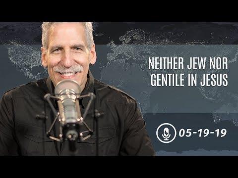 Neither Jew Nor Gentile in Jesus